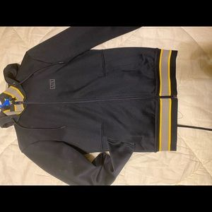 Armani exchange pants and jacket